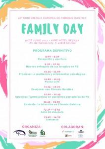 Programa definitivo Family Day español