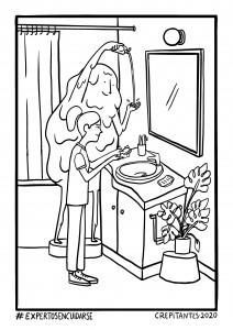 Ilustración-Lavarse-Las-Manos-Crepitantes-Abril-2020 bn expertos en cuidarse